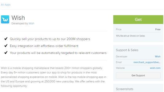 Shopify开店资料